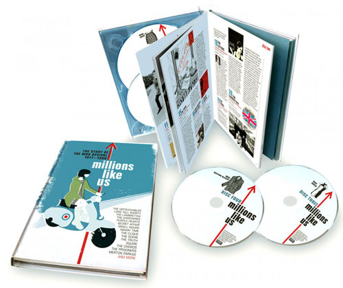 Millions Like Us – The Story Of The Mod Revival 1977-1989 box set