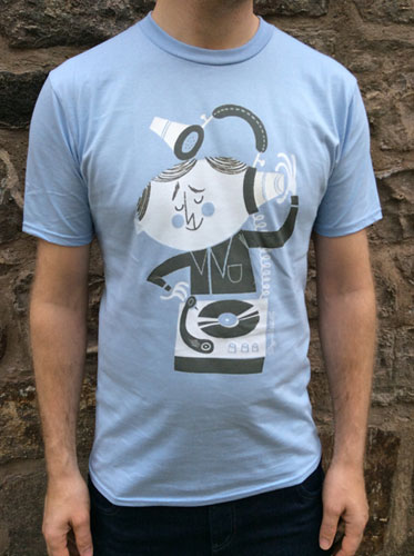 Lord Dunsby-designed Radio ABC t-shirts now available to buy