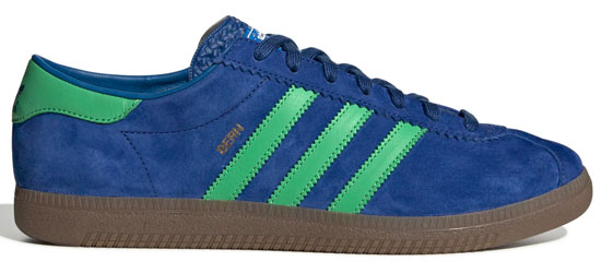 Out now: 1970s Adidas Bern City Series trainers