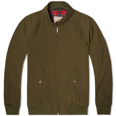 Autumnal variations of the Baracuta Harrington G9 hit the shelves