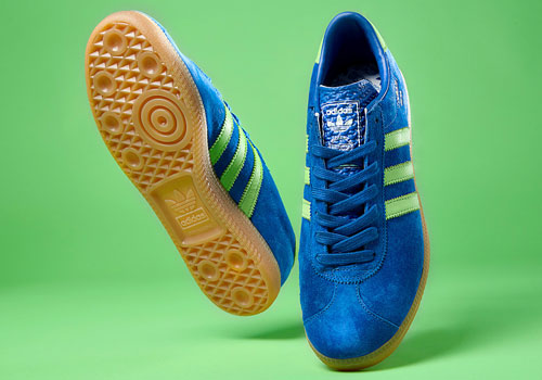 Adidas Bern OG City Series trainers reissued