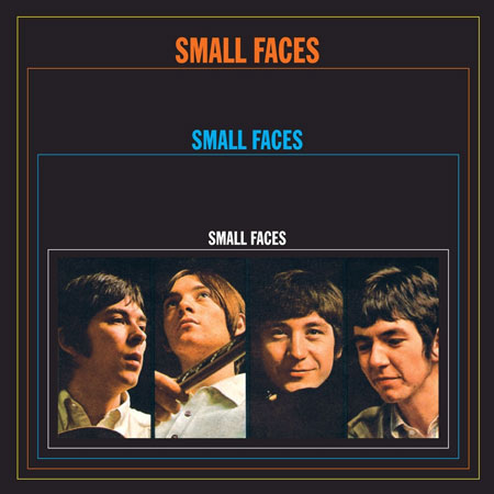 Small Faces self-titled Immediate album returns on limited heavyweight vinyl and double CD