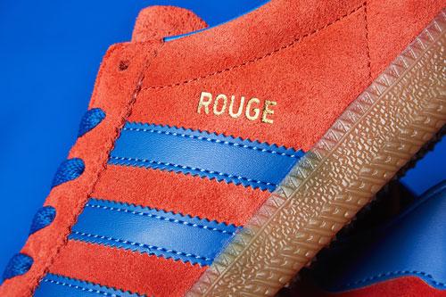 adidas rouge history