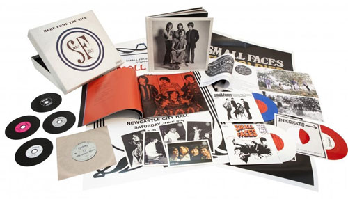 Small Faces Here Come The Nice Immediate Years Box Set 1967 – 1969 box set get an official UK release as second edition