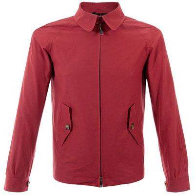 Archive Baracuta G4 shirt collar jacket gets a reissue