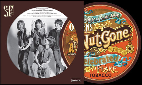Ogden's Nut Gone Flake by the Small Faces gets a heavyweight picture disc vinyl and CD reissue