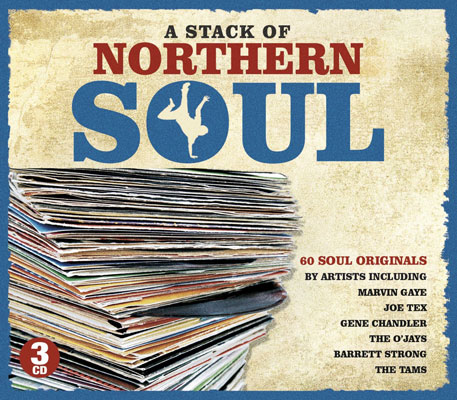 A Stack of Northern Soul box set