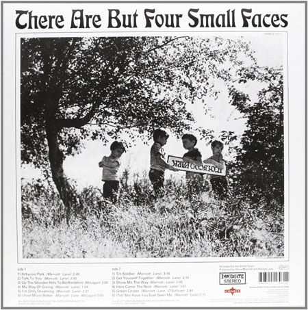 Small Faces - There Are But Four Small Faces reissue on CD and heavyweight vinyl