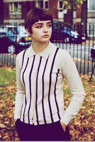 Art Gallery introduces its first women's range of mod-style knitwear