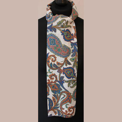 1960s-style scarves by Beat Surrender
