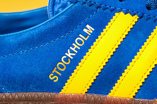 Adidas Stockholm OG trainers reissued this weekend