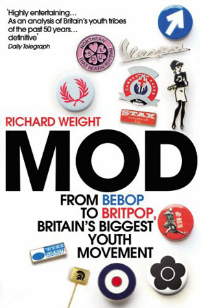 Mod by Richard Weight gets a makeover for paperback release