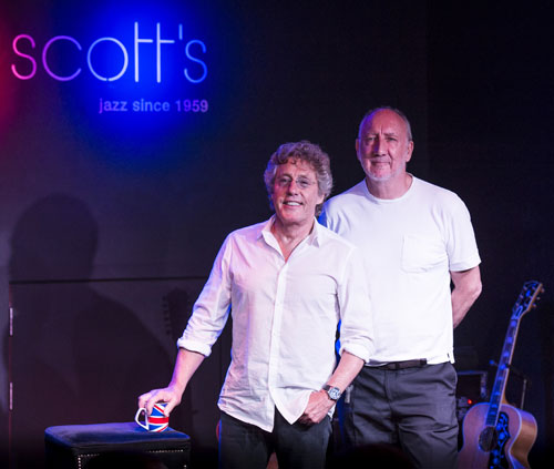 The Who and Paul Weller announce Hyde Park gig for 2015