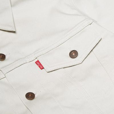Levi's Vintage Clothing 1967 Type III cotton trucker jacket