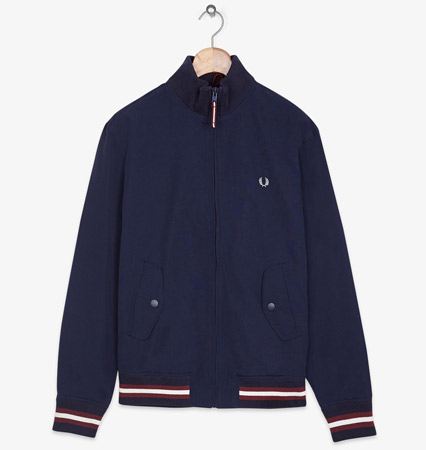 Bag a bargain: Fred Perry online sale now on