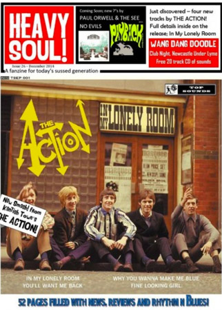 Heavy Soul modzine returns with issue 26