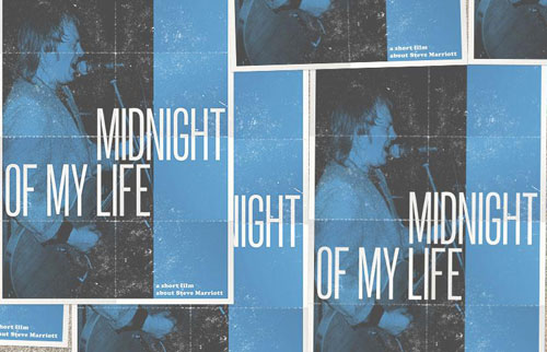 Crowdfunding: Help to make Midnight Of My Life – a film about Steve Marriott