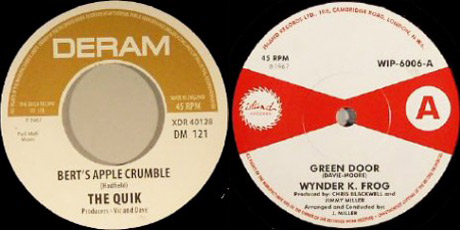 Mod classic reissues on 45 at Jazzman