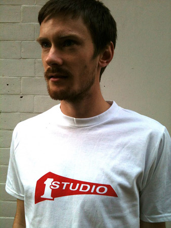Official Studio One label t-shirts