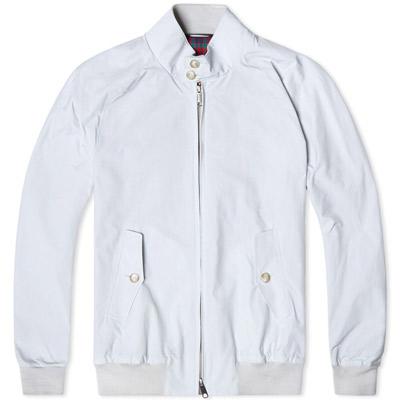 Latest colours of Baracuta Harrington G9 jacket now on the shelves