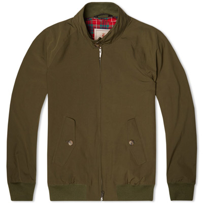 Latest colours of Baracuta Harrington G9 jacket now on the shelves
