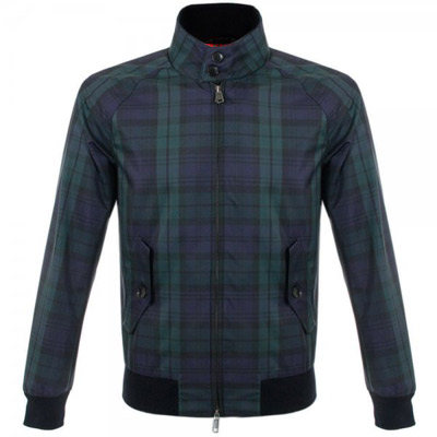 Baracuta G9 Blackwatch Harrington Jacket