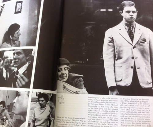 eBay watch: 1960s Stamford Hill mods edition of Town Magazine
