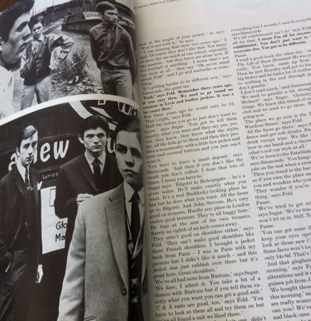 1960s Stamford Hill mods edition of Town Magazine
