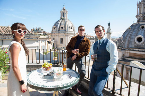 Trailer: The Man From U.N.C.L.E. (2015)