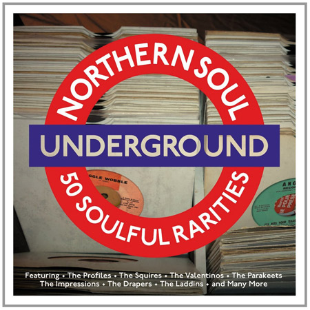 New northern soul collections: Move On Up and Northern Soul Underground