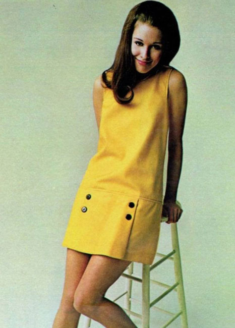 1960s-style dresses by Swinging Chicks