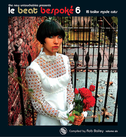 Coming soon: Le Beat Bespoke 6 on CD and vinyl