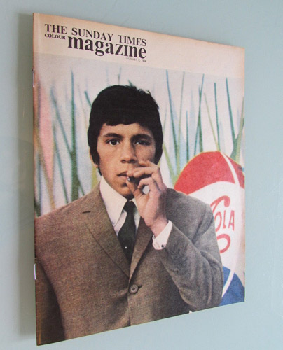 eBay watch: Mods issue of The Sunday Times Colour Magazine 1964