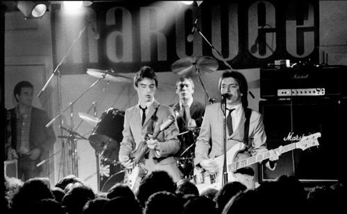 The Jam: About the Young Idea exhibition at Somerset House, London