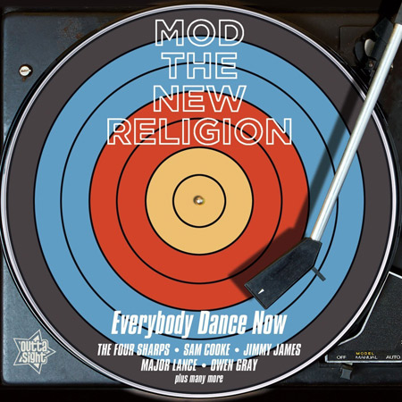 New compilation: Mod The New Religion on Outta Sight