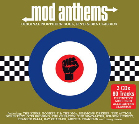Budget sounds: Mod Anthems box set on Rhino