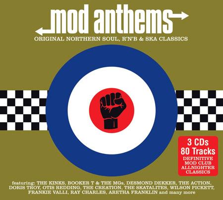 Budget sounds: Mod Anthems box set on Rhino
