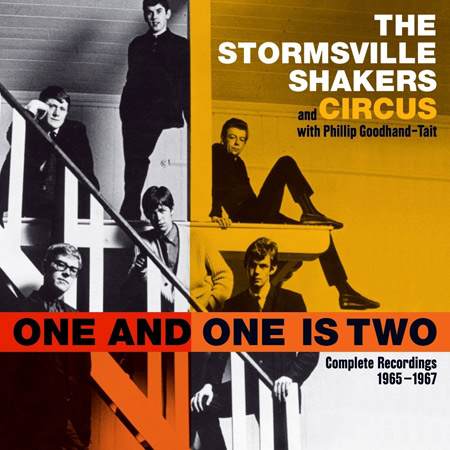 Coming soon: The Stormsville Shakers – One And One Is Two (The Complete Recordings 1965 – 1967)