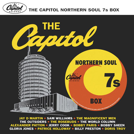 Coming soon: The Capitol Northern Soul 7-inch box set
