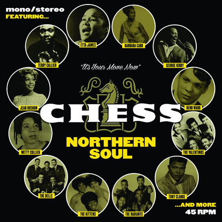 Coming soon: Chess Northern Soul 7-inch box set