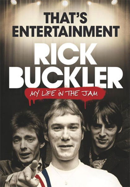 Claire Mahoney talks to The Jam's Rick Buckler