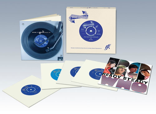 Coming soon: The Who Volume 2: The Reaction Singles 1966