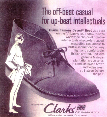 Clarks Originals 190th anniversary limited edition desert boots