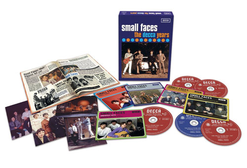 Small Faces: The Decca Years 1965 - 1967 box set