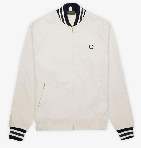 Fred Perry Tennis Bomber Jacket returns for the summer