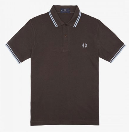 Fred Perry reissues era-specific colours for the M12 polo shirt