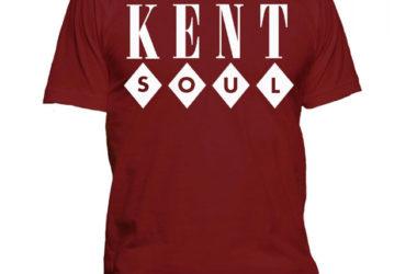 Kent Soul t-shirts at Ace Records