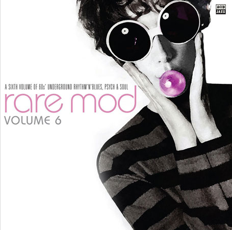 Coming soon: Rare Mod 6 compilation on Acid Jazz
