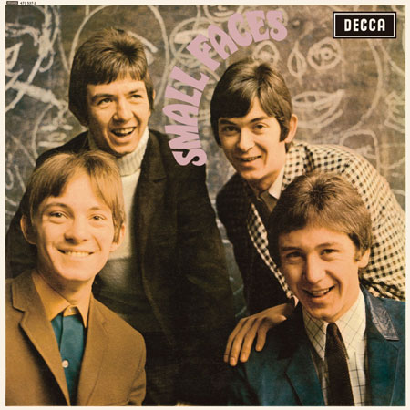 First two Small Faces albums now available on heavyweight vinyl