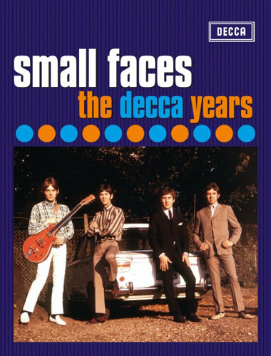 Coming soon: The Small Faces – The Decca Years five-CD box set